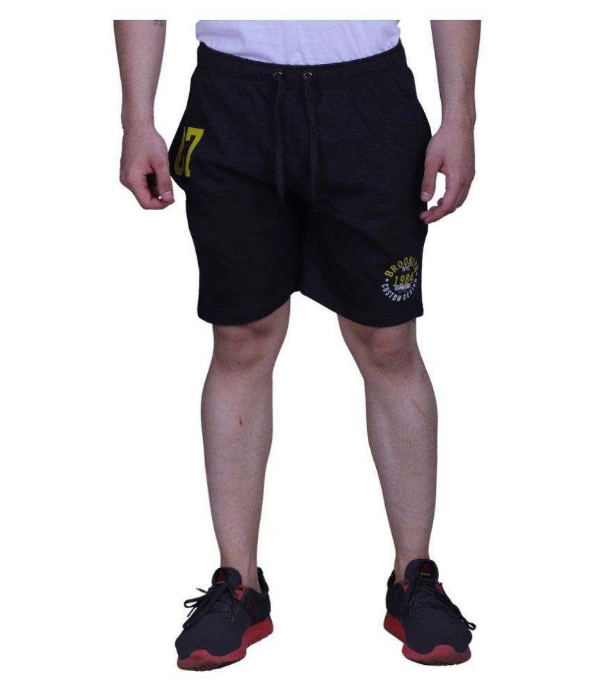 Ardeur Grey Shorts