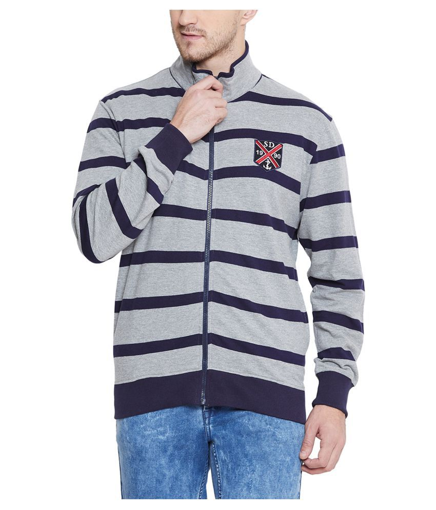Duke Grey Sweatshirt