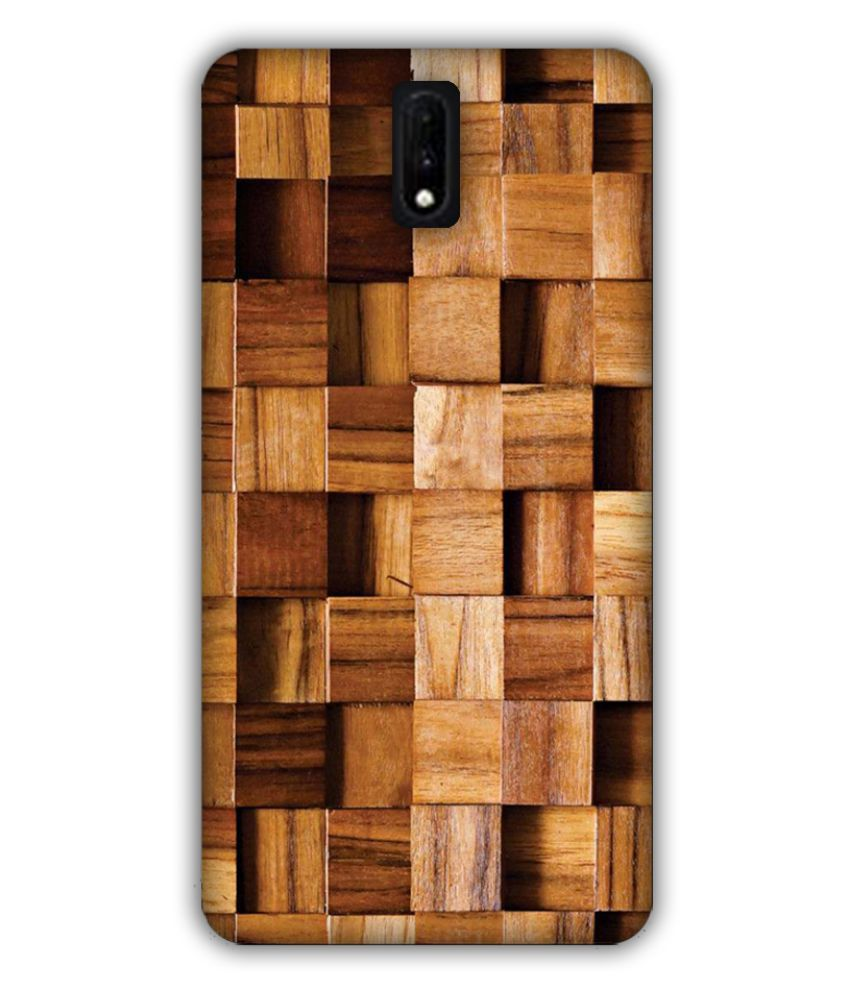 OnePlus 7 Printed Cover By Manharry