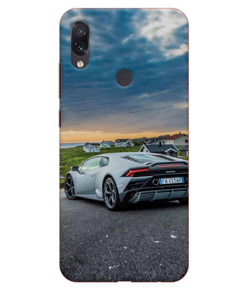 Xiaomi Redmi Note 7 Printed Cover By Total Care