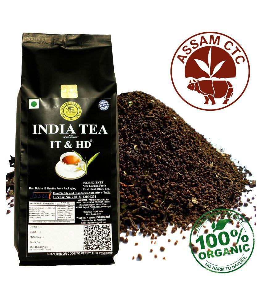 IT & HD Assam Black Tea Loose Leaf 400 gm