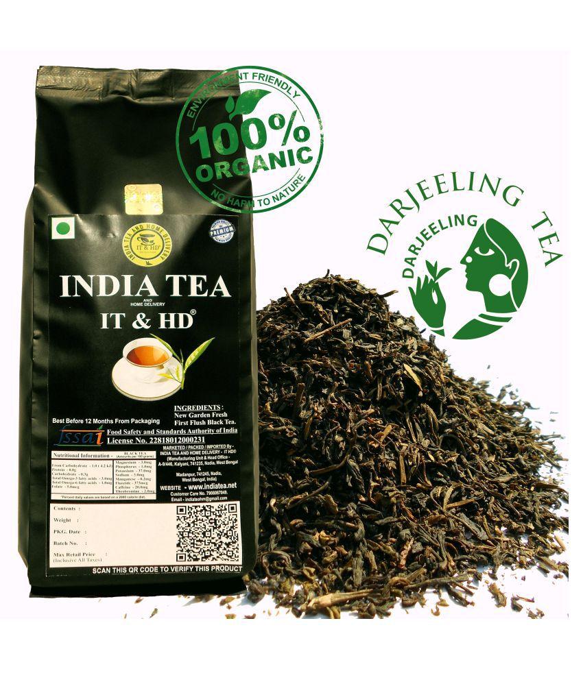 IT & HD Nilgiri Tea Loose Leaf SEWEET TEA LEAF AROMA 300 gm