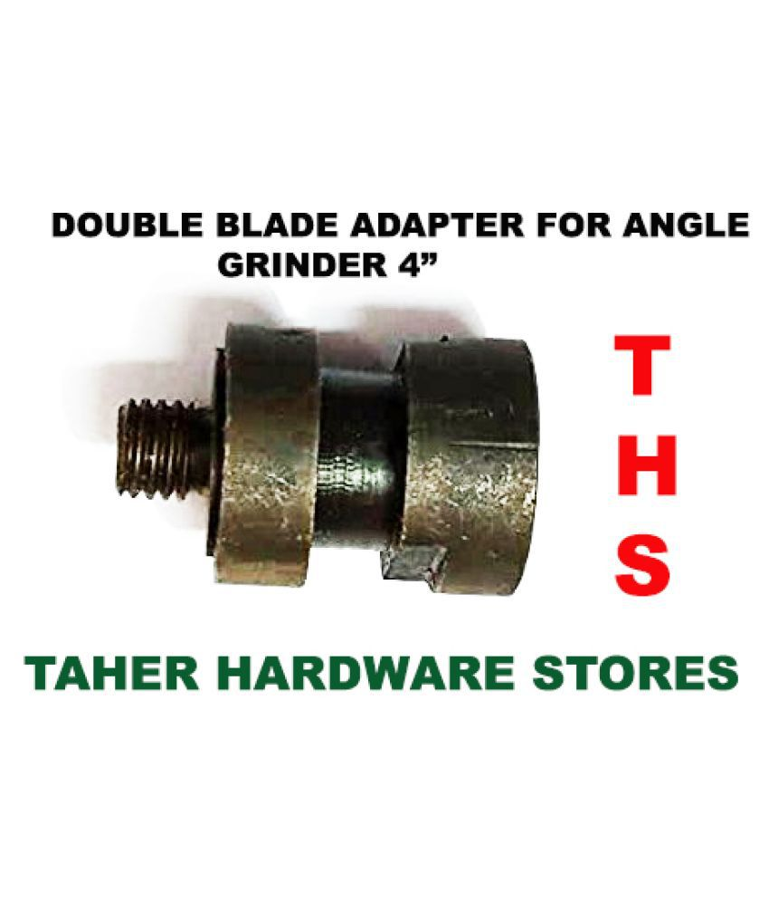 THS 801 Grinder Nut/Attachment for Double Diamond, Marble Blade Fitting/Adjustment for Any 801Model/Dewalt Grinder