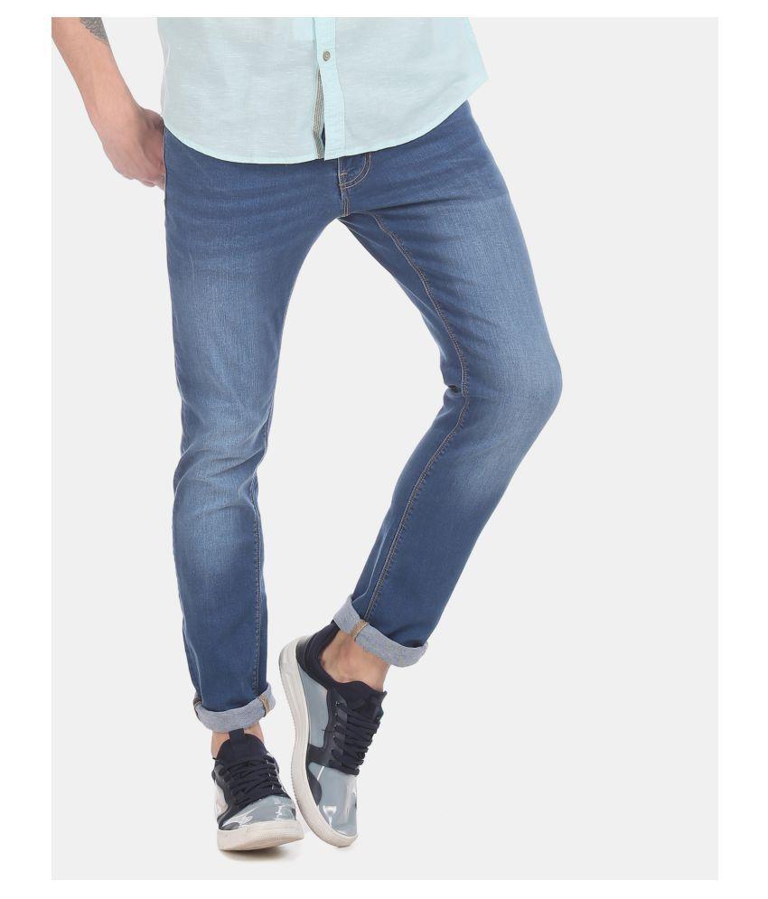 Cherokee Blue Skinny Jeans