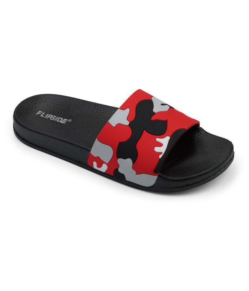 Flipside Black Slides