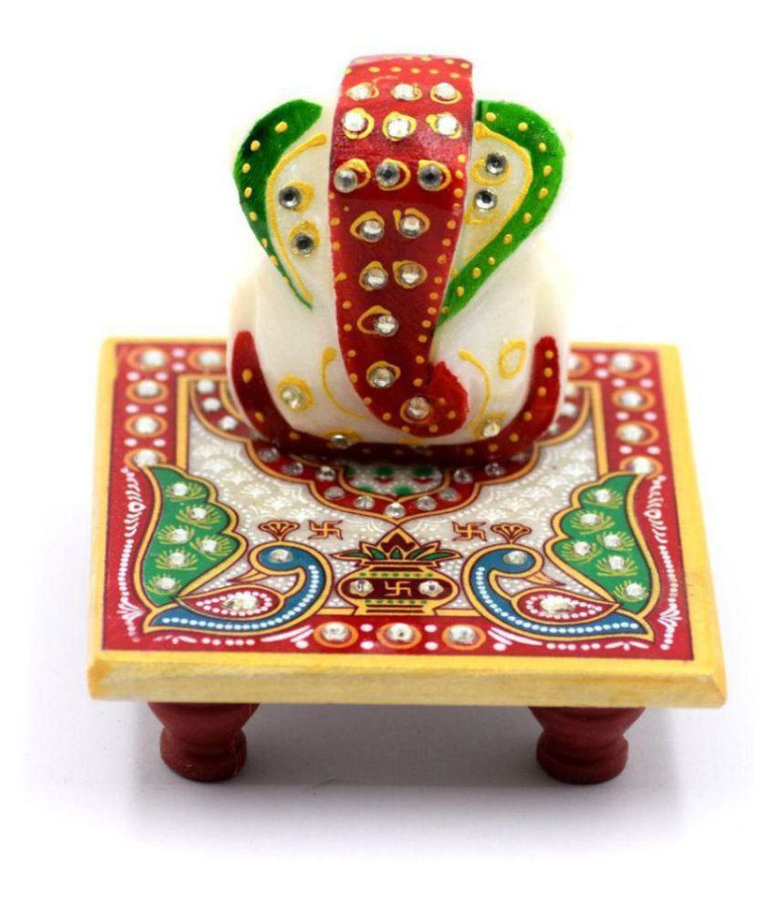 Mithila Beautiful Marble Ganeshji