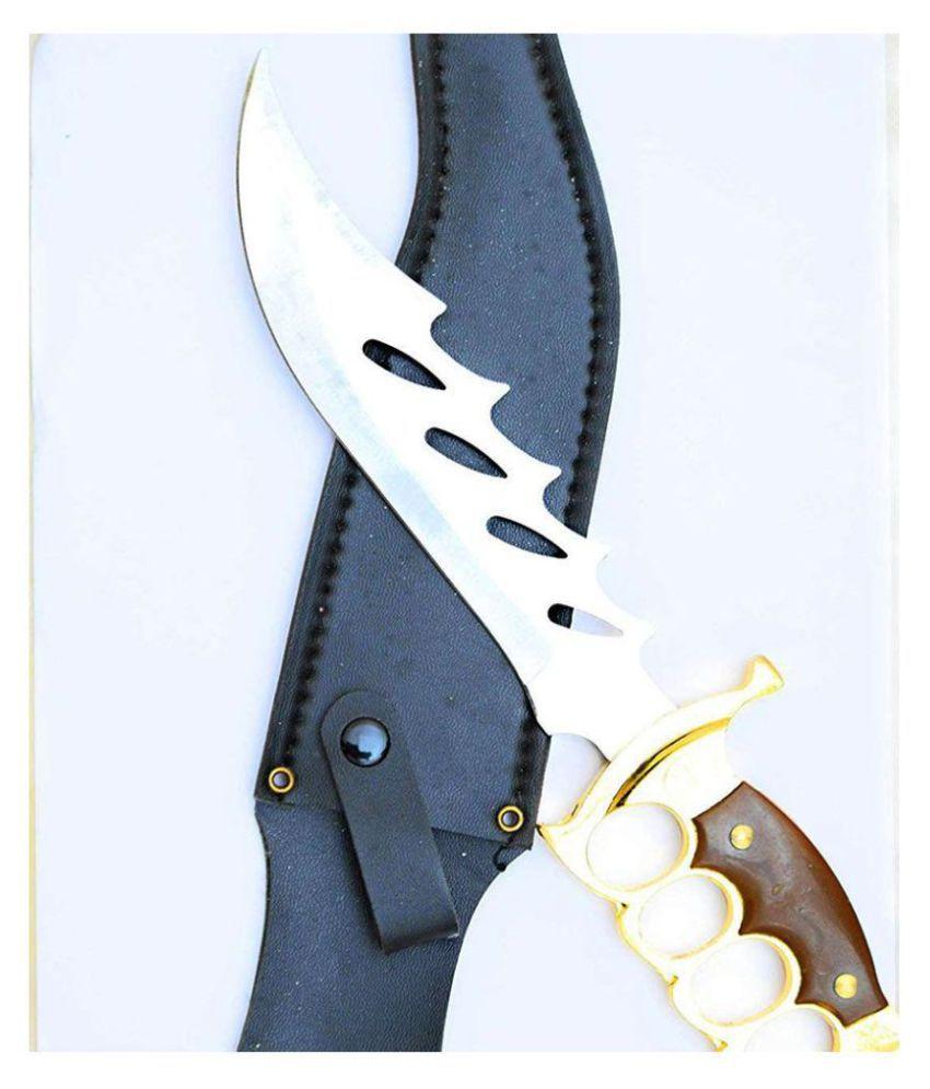 Mannat Smooth Knife 22 cm