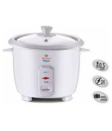 Bajaj RCX1 0.5 Ltr Rice Cookers