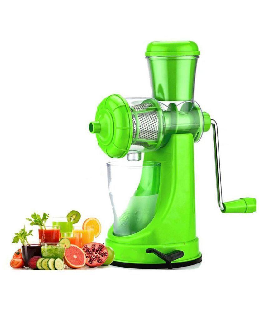 Goswami Veg Manual Juicer 18 Watt Slow Juicer