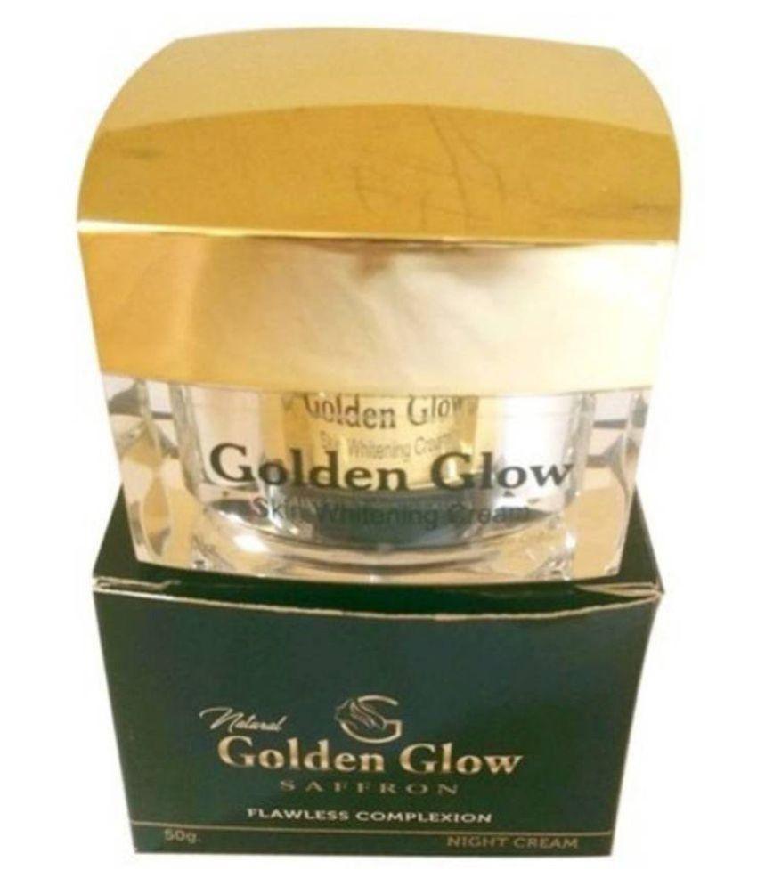 GOLDEN GLOW Brightening Night Cream 50 gm