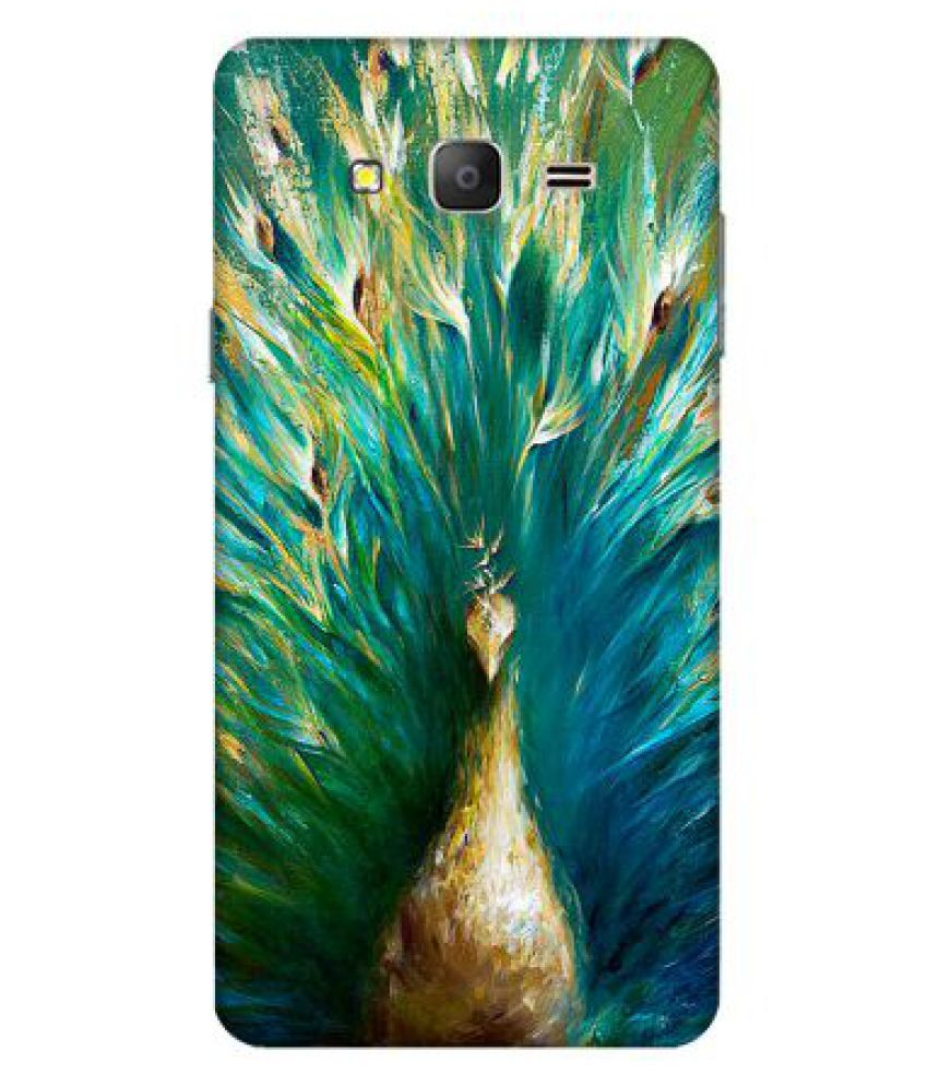 Samsung Galaxy On7 Printed Cover By Emble