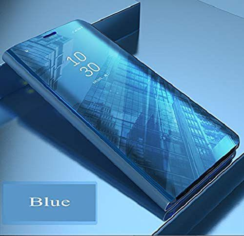 brand new cad47 ceb93 Xiaomi Redmi Note 7 Pro Flip Cover by BeingStylish - Blue