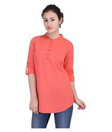 d6d380b91ac86 Peach Tops for Women - Buy Peach Women Tops Online at Low Prices in ...