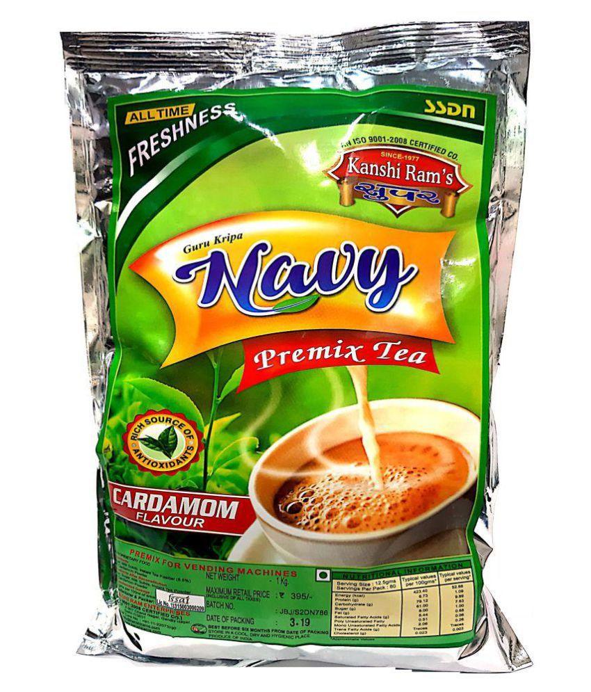 Navy Assam Tea Powder CARDAMOM 1 kg