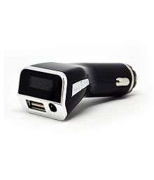 2c951edf3d1d9 Multifunction Wireless Car Stereo FM Transmitter Mp3 Music Player Car  Charger. Rs. ...