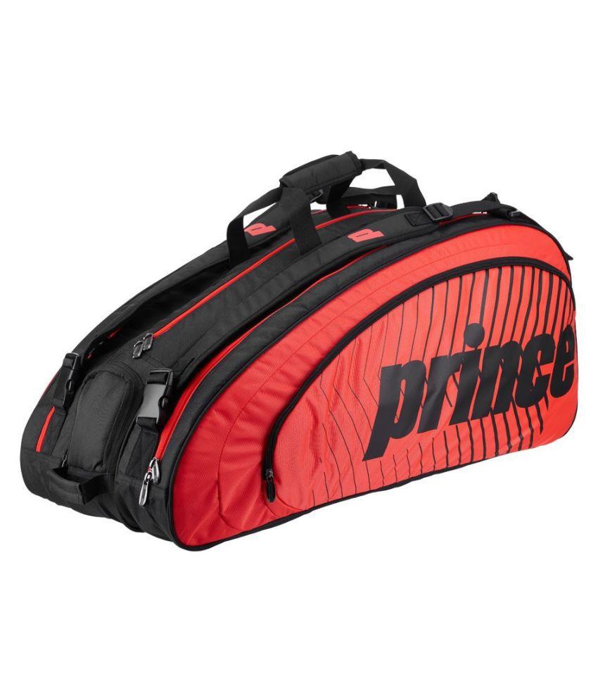 Prince Adults Kit Bag Red