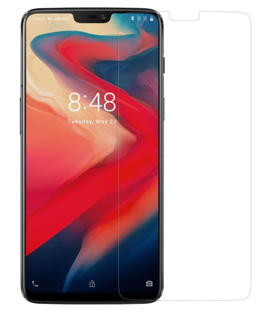 OnePlus 6T Clear Screen Guard By 1max