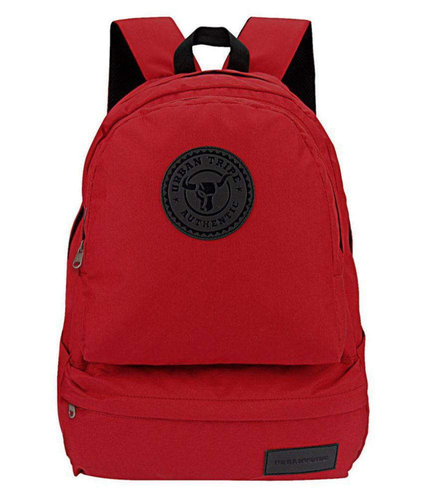 Urban Tribe Red Backpack