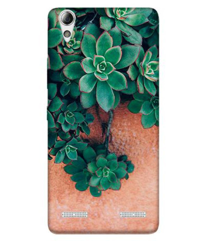 Lenovo A6000 Printed Cover By Emble