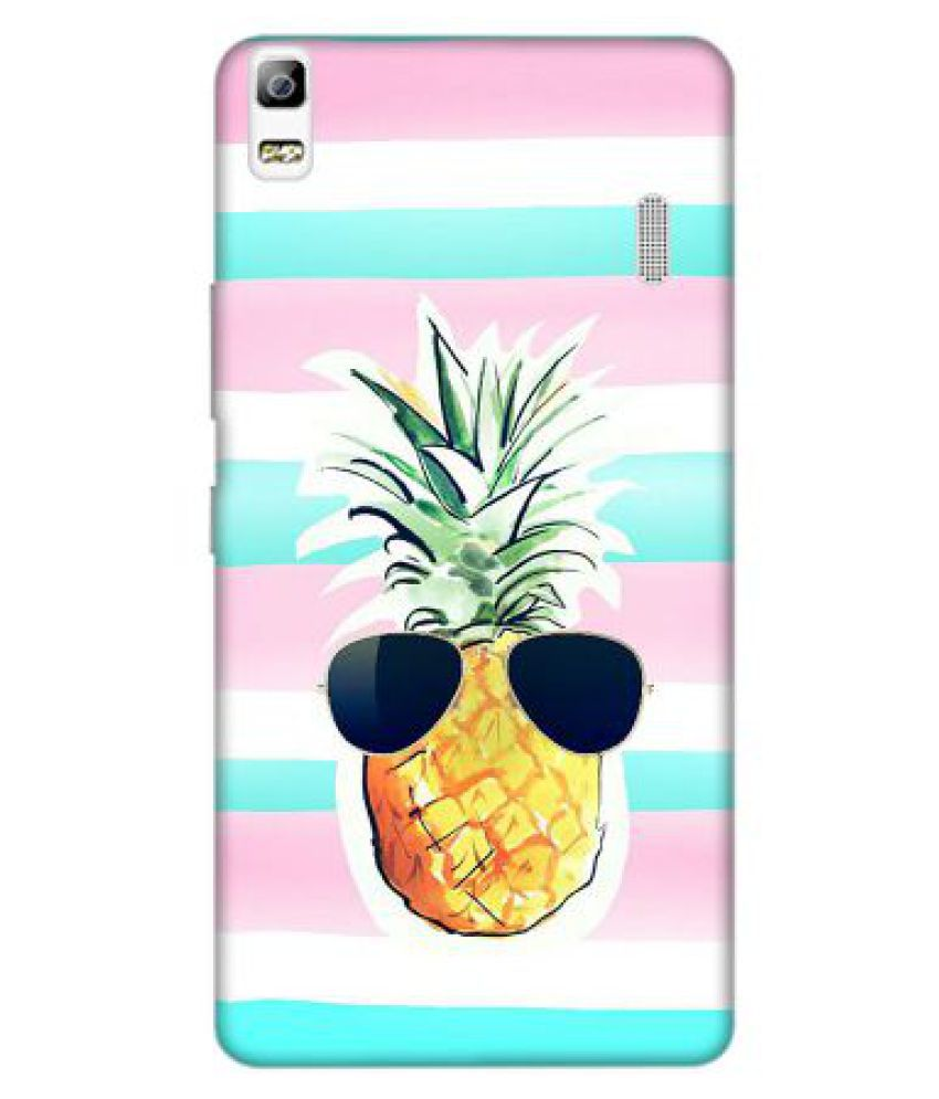 Lenovo A7000 Printed Cover By Emble