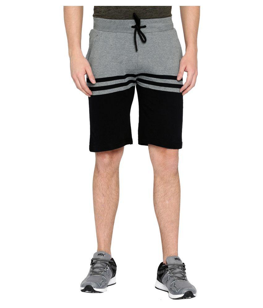 Maniac Grey Shorts