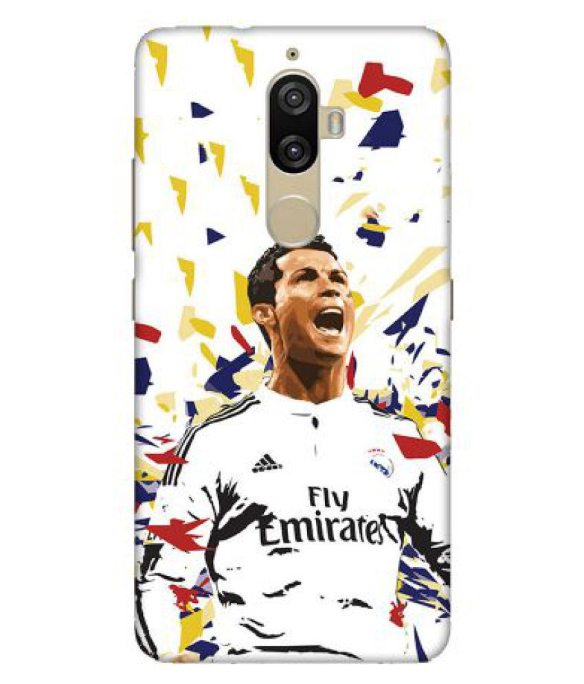 Lenovo K8 Plus Printed Cover By Emble