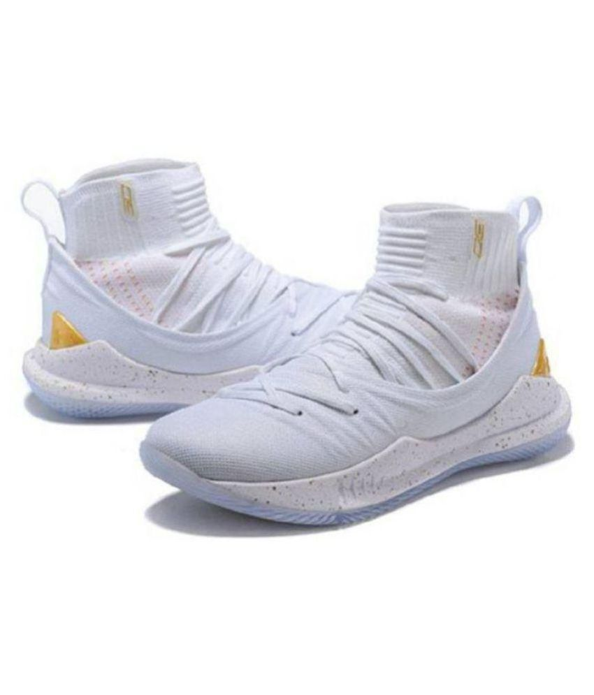online store 22ace 29765 Under Armour Curry 4 Highankle Male White