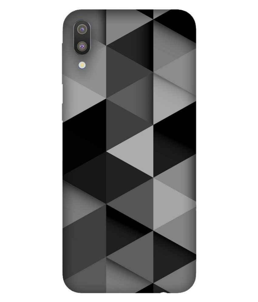 Samsung Galaxy M10 Printed Cover By Emble