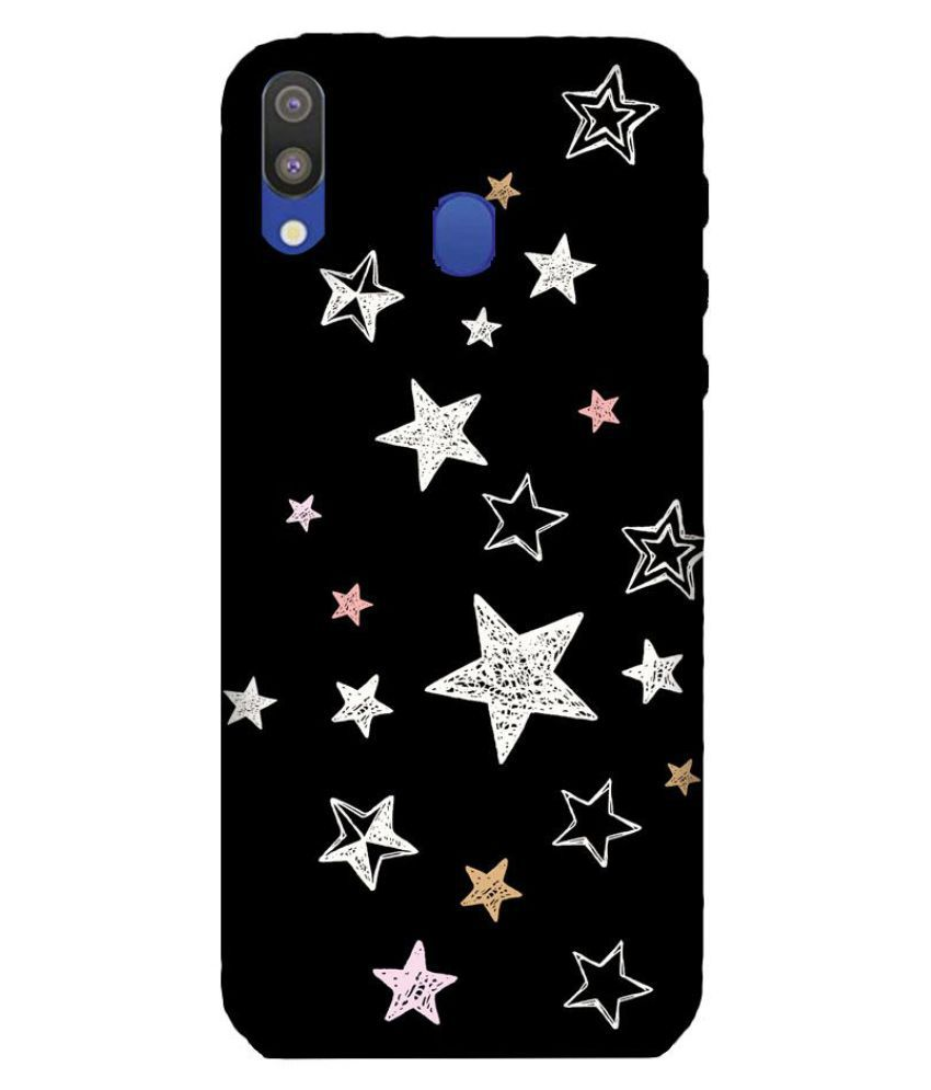 Samsung Galaxy M20 Printed Cover By Emble