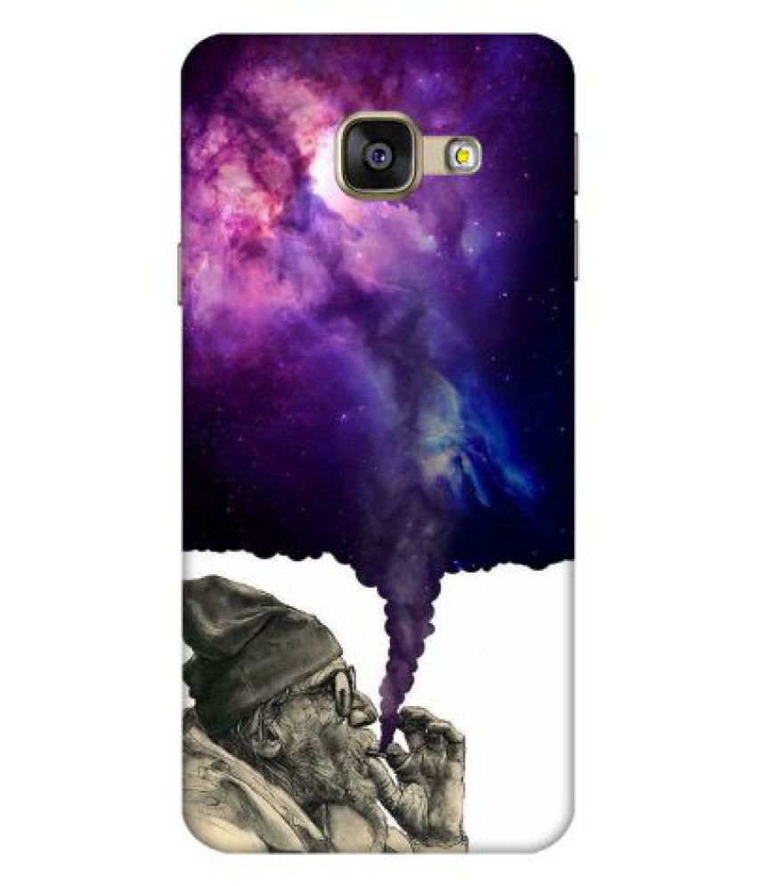 Samsung Galaxy A5 2016 Printed Cover By Emble
