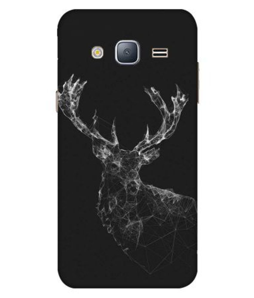 Samsung Galaxy J3 2016 Printed Cover By Emble