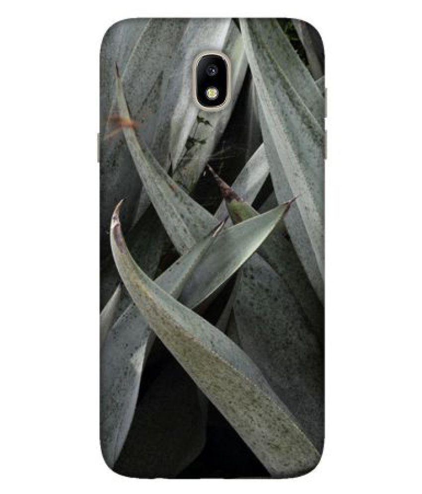 Samsung Galaxy J7 Max Printed Cover By Emble