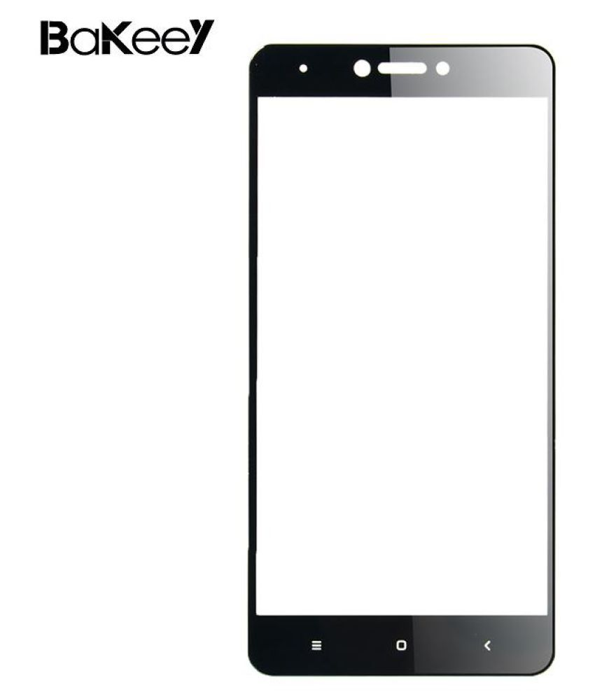 Bakeey Full Screen Tempered Glass Screen Protector For Xiaomi Redmi Note 4X
