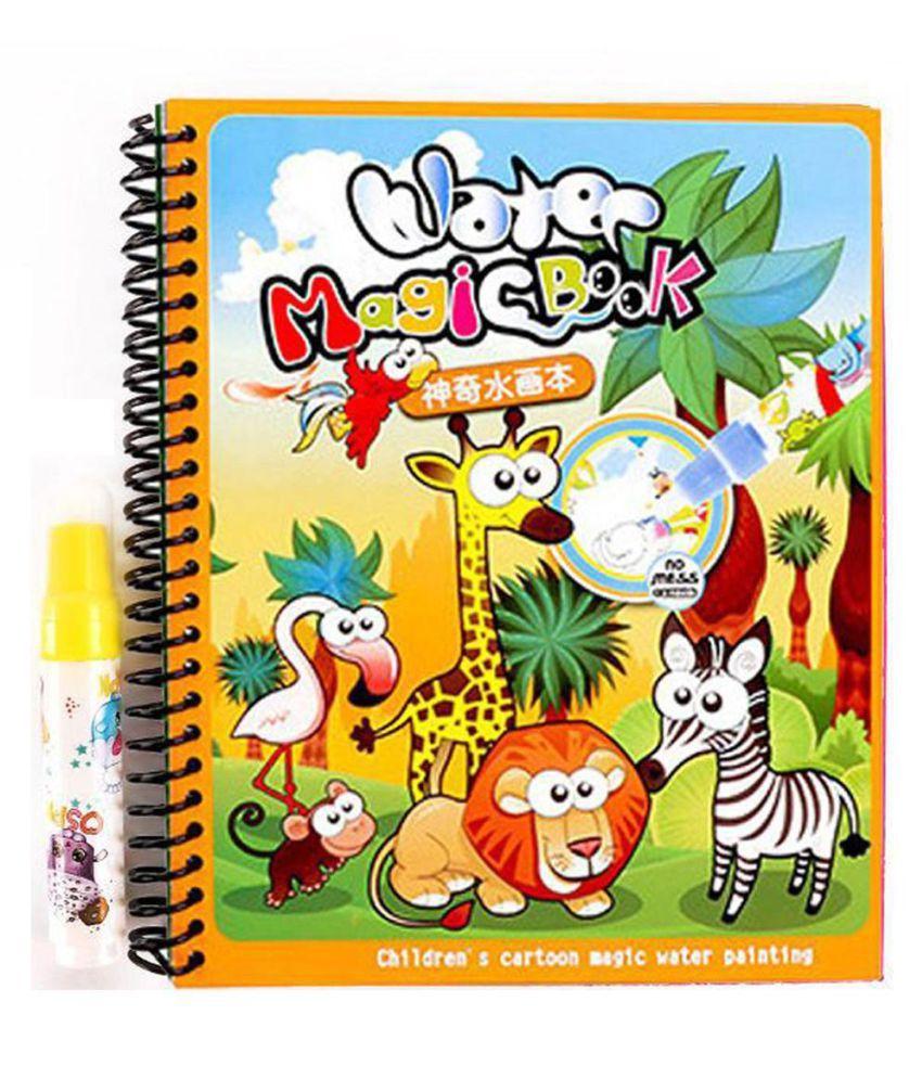 Reusable Kid Drawing Book Animal SDL 2 88a98 JPEG