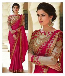 76c5f55c9f8 Georgette Saree  Buy Georgette Saree Online in India at low prices ...