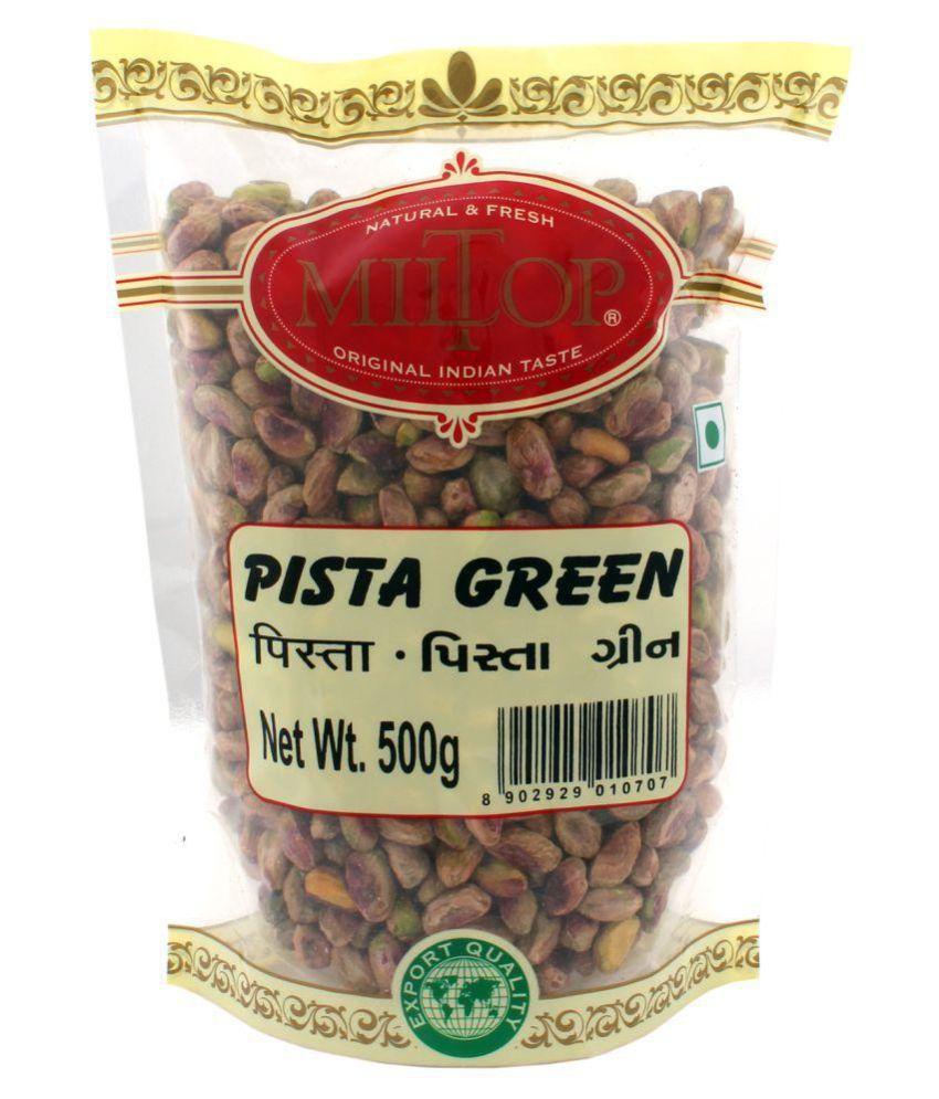 Miltop Pistachio Nut (Pista) 500 g