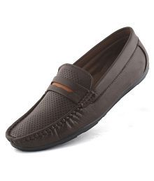 AORFEO Brown Loafers