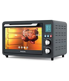 Philips HD6975/00 25-Litre Digital Oven Toaster Grill (Grey)