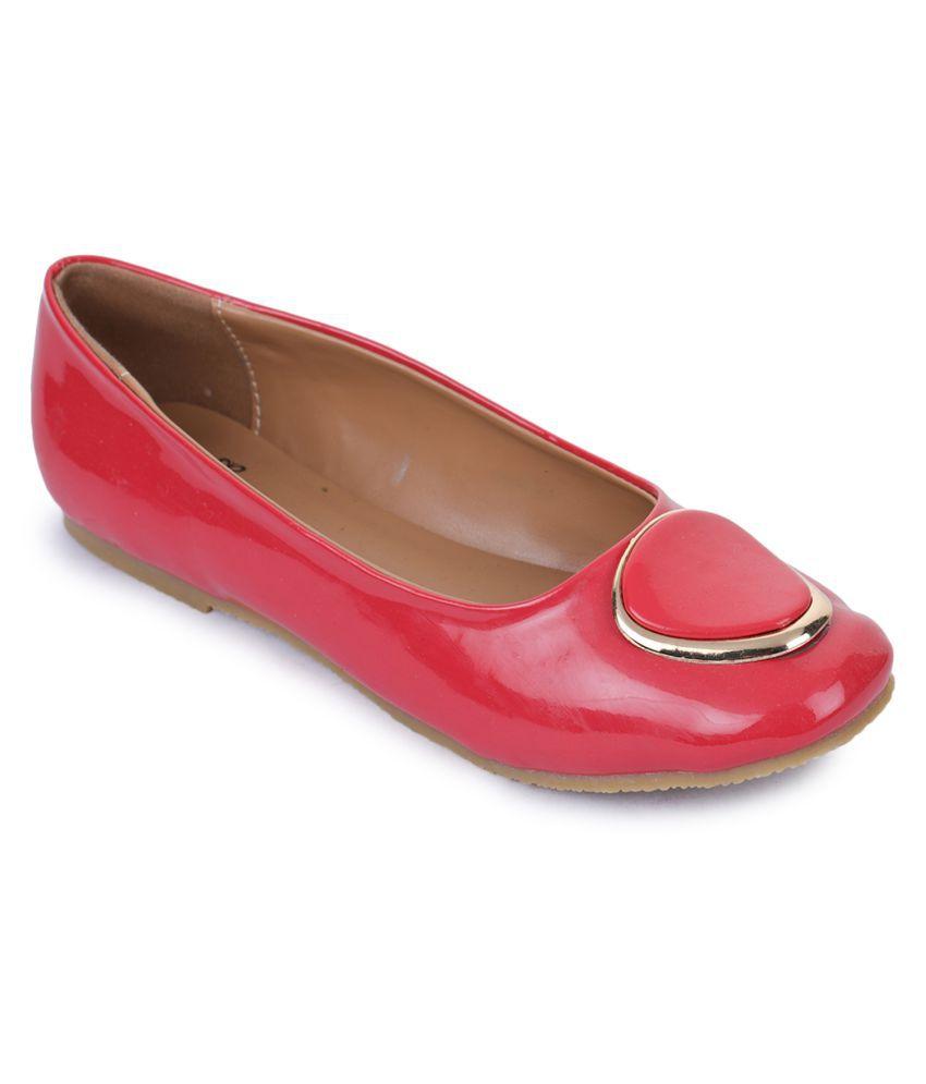 Senorita By Liberty Pink Casual Shoes