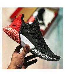 Puma Hybrid Rocket Black Running Shoes