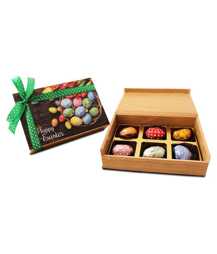 Zoroy Luxury Chocolate Chocolate Box Easter chocolate box of 6 60 gm
