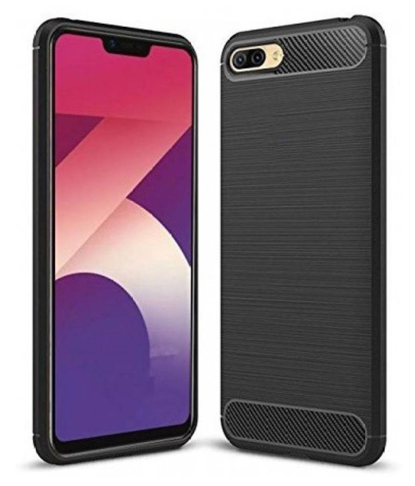 Realme C1 Hybrid Covers SLR - Black