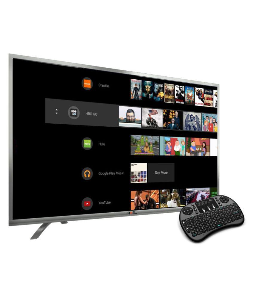 PIXEL PXL49S1 124 cm ( 49 ) Ultra HD (4K) LED Television