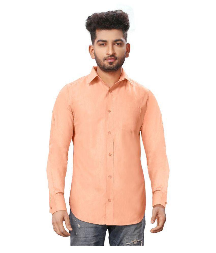 KESHAV SRUSHTI Cotton Blend Shirt