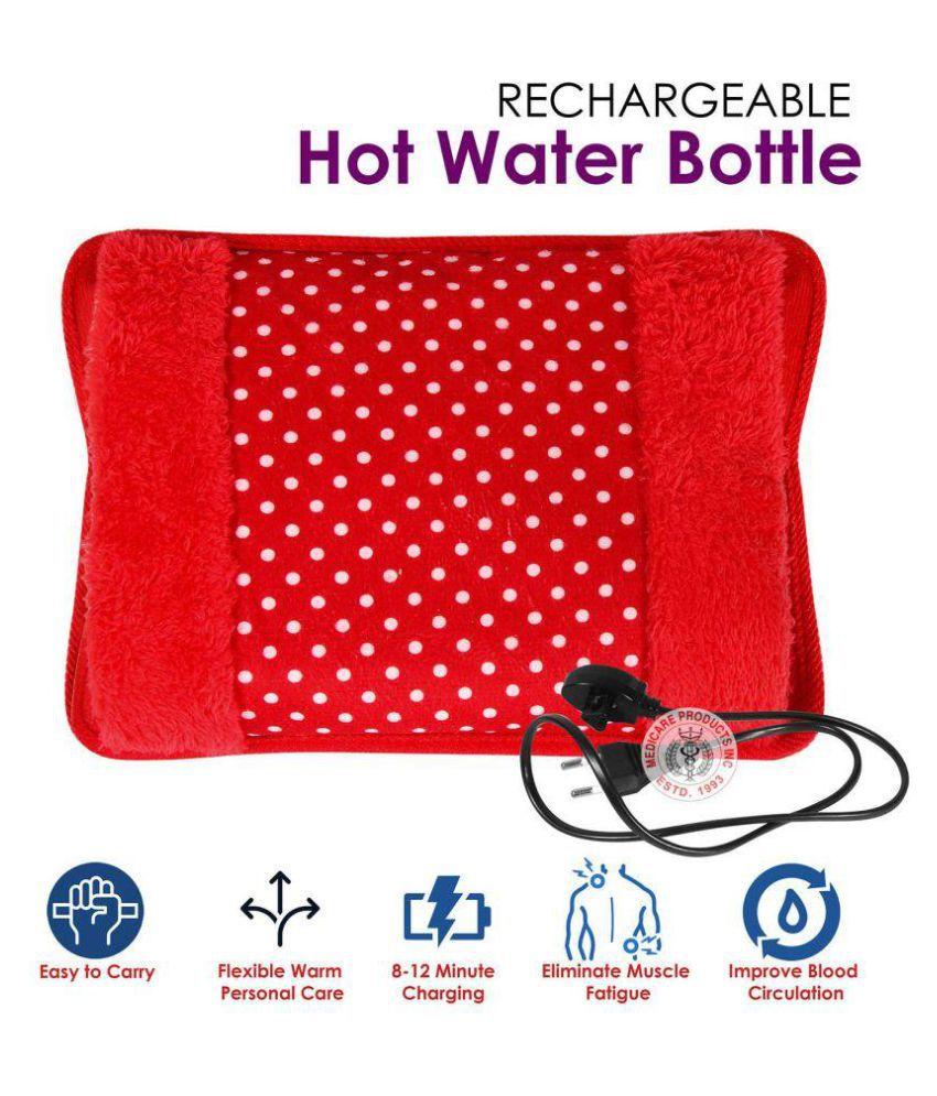 Mcp Velvet Hot Water Bag Pack of 1