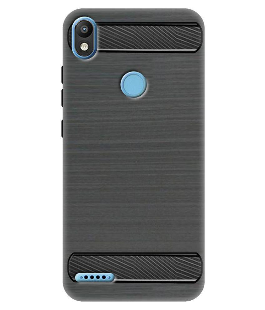 Infinix Smart 2 Hybrid Covers TAG - Black