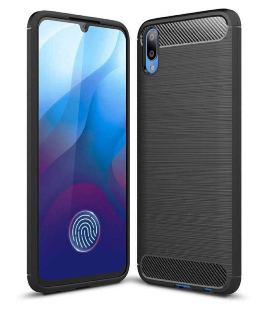 Vivo V11 Pro Hybrid Covers TAG - Black
