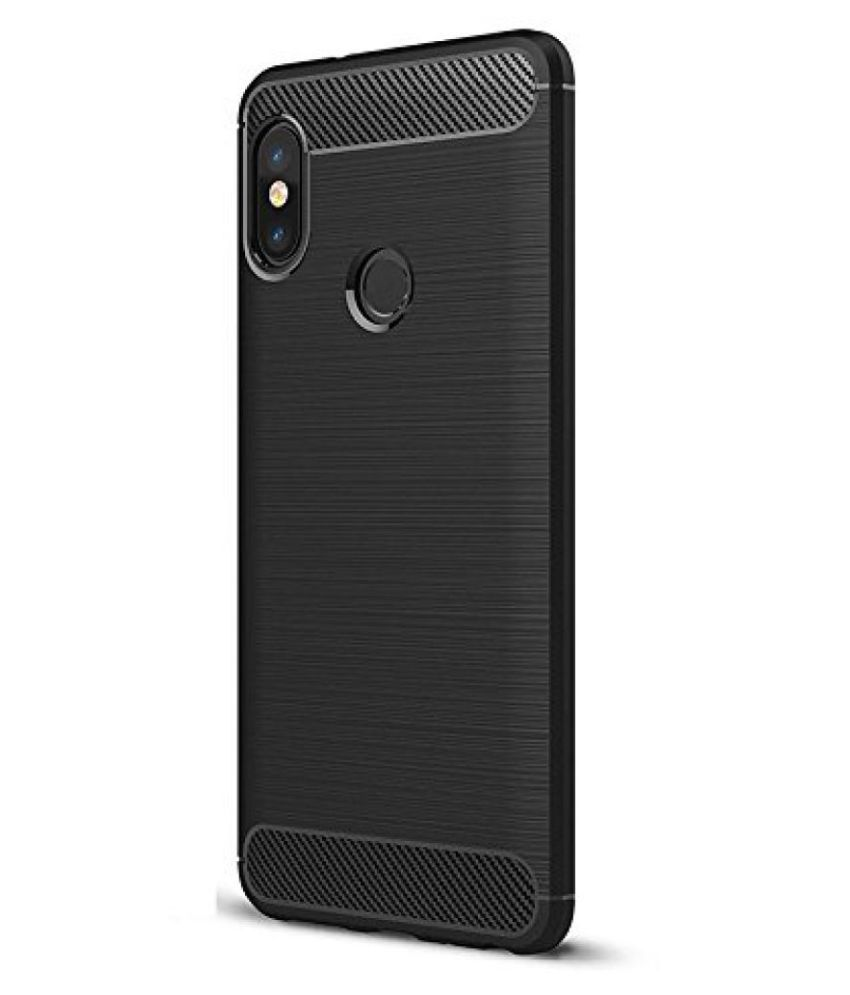 Vivo V9 Hybrid Covers TAG - Black
