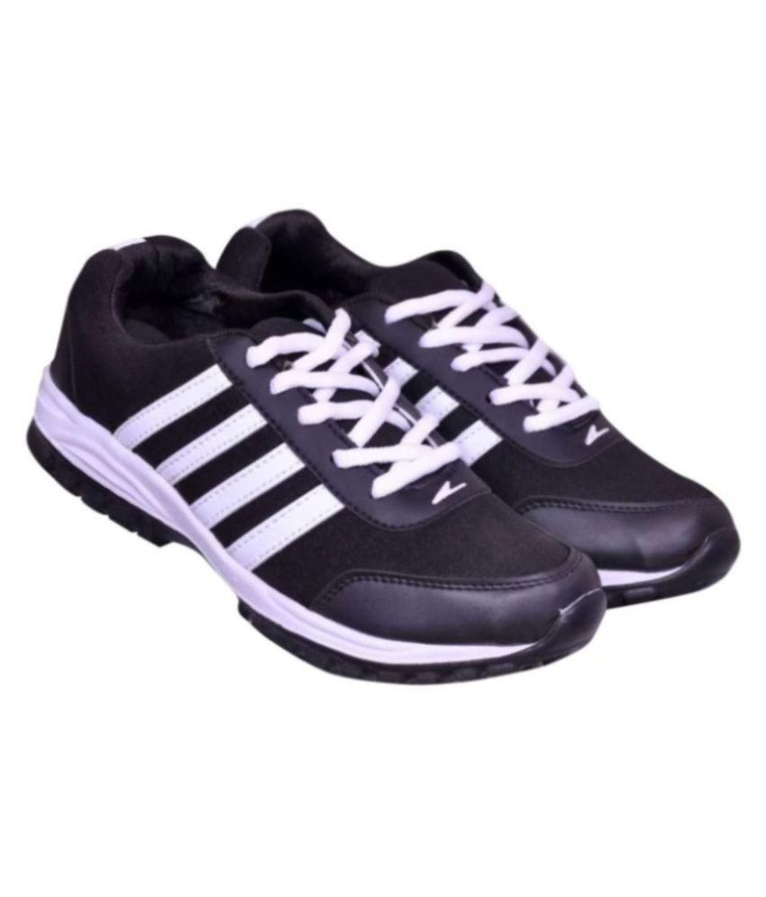 86f4828c1f2d Elevarse Smart Shoe for Men Black Running Shoes - Buy Elevarse Smart Shoe  for Men Black Running Shoes Online at Best Prices in India on Snapdeal