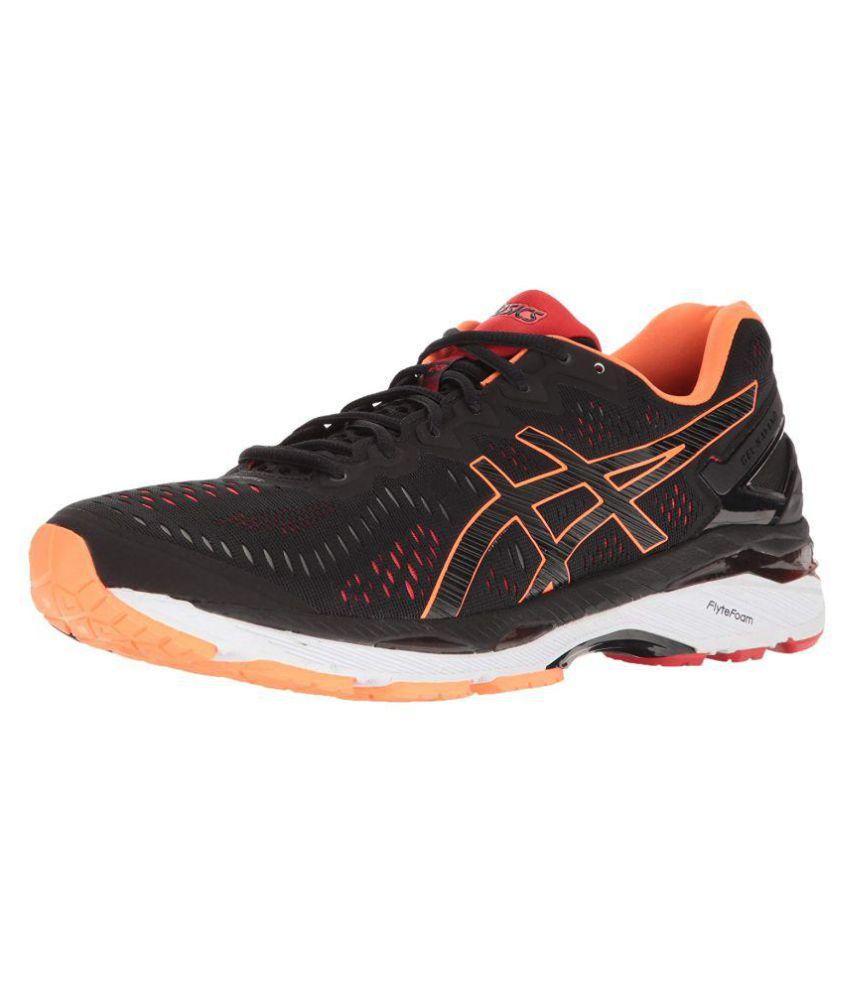 big sale 724de 7b2e2 Asics gel kayano 23 Running Shoes Black